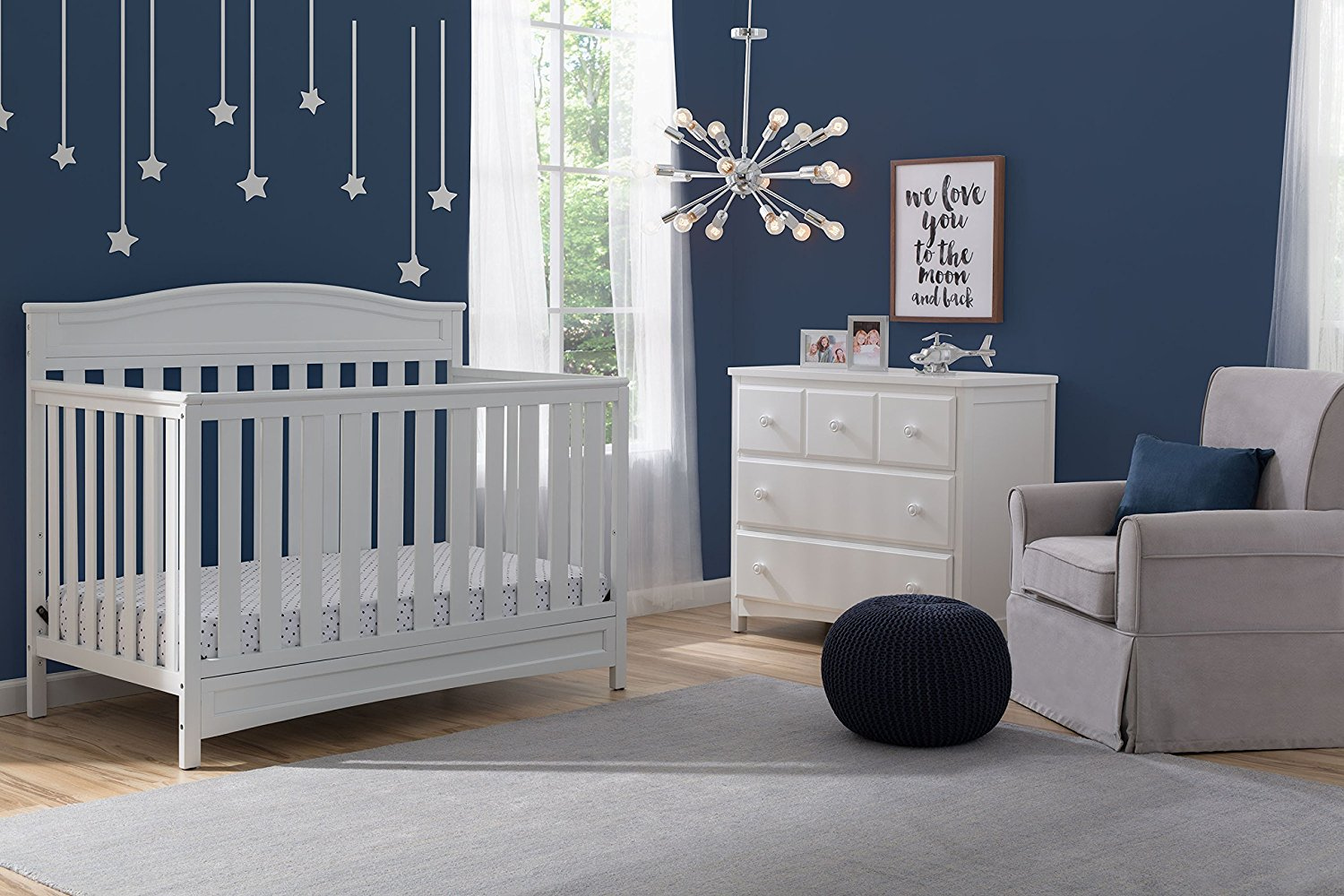 Photo of the best baby crib by Delta
