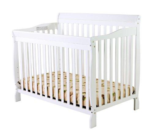 Dream On Me Ashton 5 in 1 Best Convertible Crib