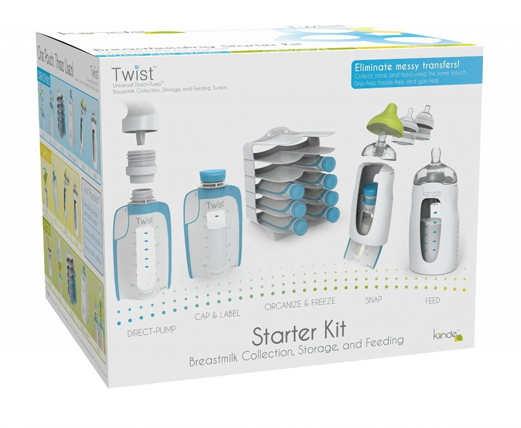 Kiinde Twist Breatfeeding Starter Kit