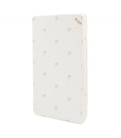 LA Baby Natural IV Triple Zone 2 in 1 Best Soy Foam Crib Mattress