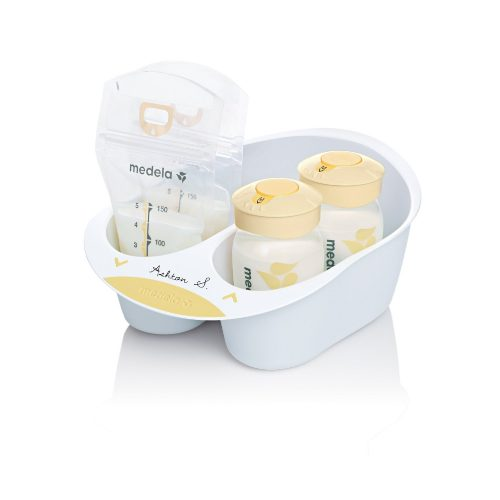 Photo of the Medela Breastmilk Storage Solution