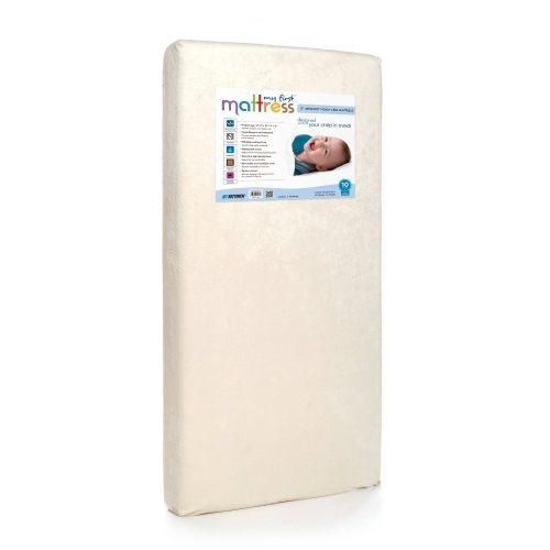 My First Premium Memory Foam Baby Crib Mattress