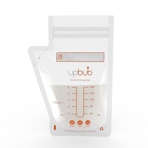 Photo of the Upbub Best Breastmilk Storage Bags